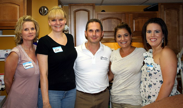 Brazilian Wax Class July 2011